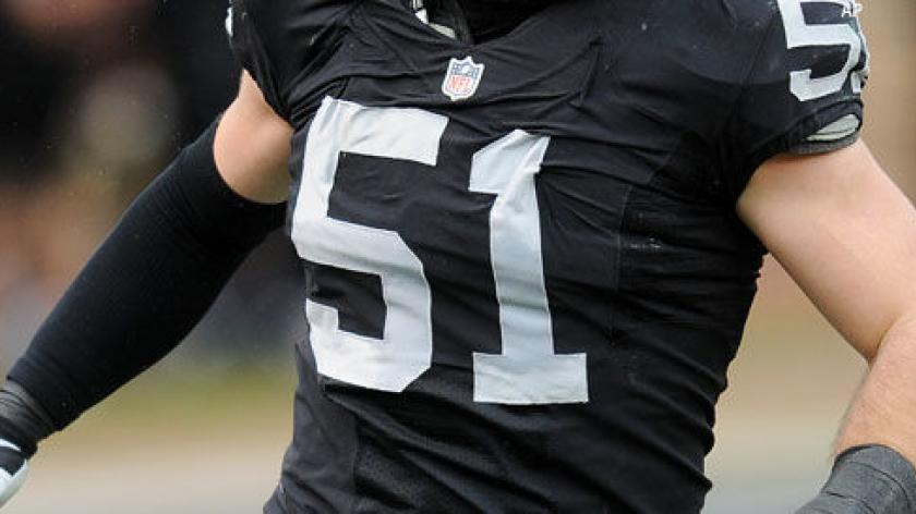 Raiders announce jersey numbers for new players | RSN