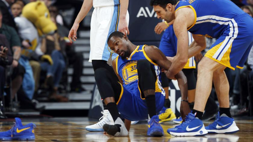 Kevin Durant provides explanation for