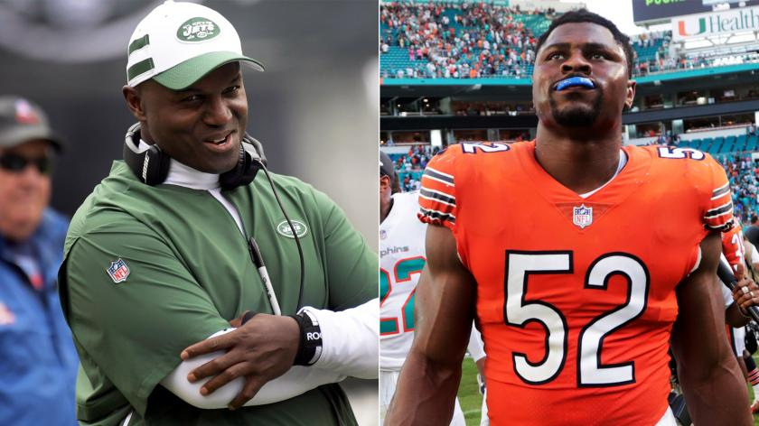 Nfl Rumors Jets Made Big Khalil Mack Trade Offer Raiders Wanted Him In Nfc Rsn