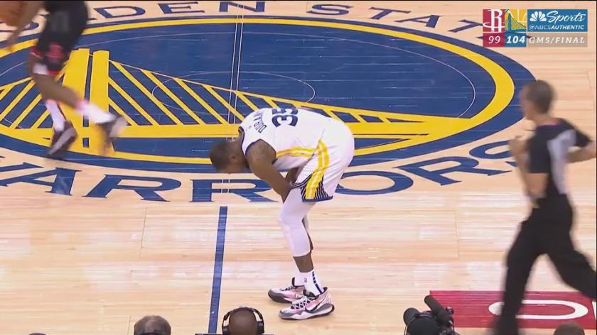 Kevin Durant injury: Could load