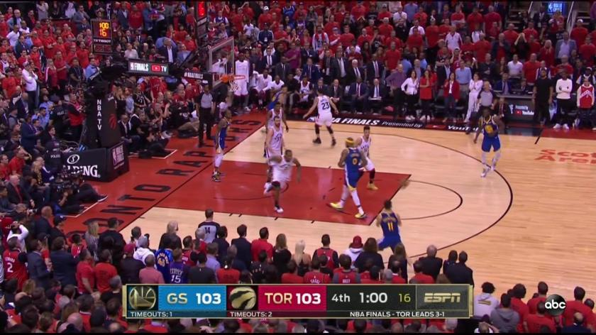 Watch Steph Curry Klay Thompson S Dagger 3 Pointers In Warriors Game 5 Win Rsn
