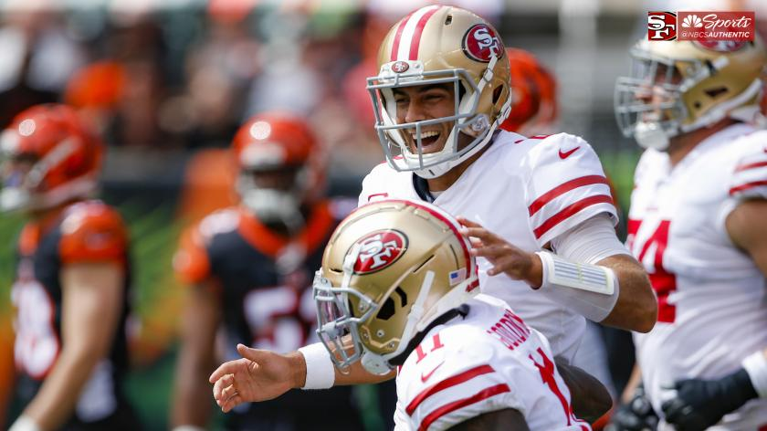 Kyle Shanahan 49ers Getting Ready To Face Mason Rudolph Led Steelers Rsn