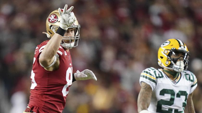 Betting line packers 49ers sports betting secrets 40
