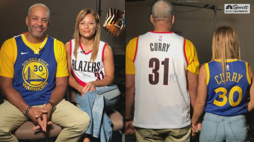 Steph Curry S Parents Wanted Blazers To Beat Warriors In West Finals Rsn