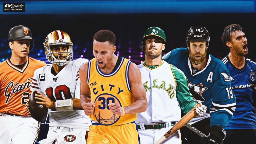Warriors' gold jerseys and other best Bay Area throwback uniforms ...
