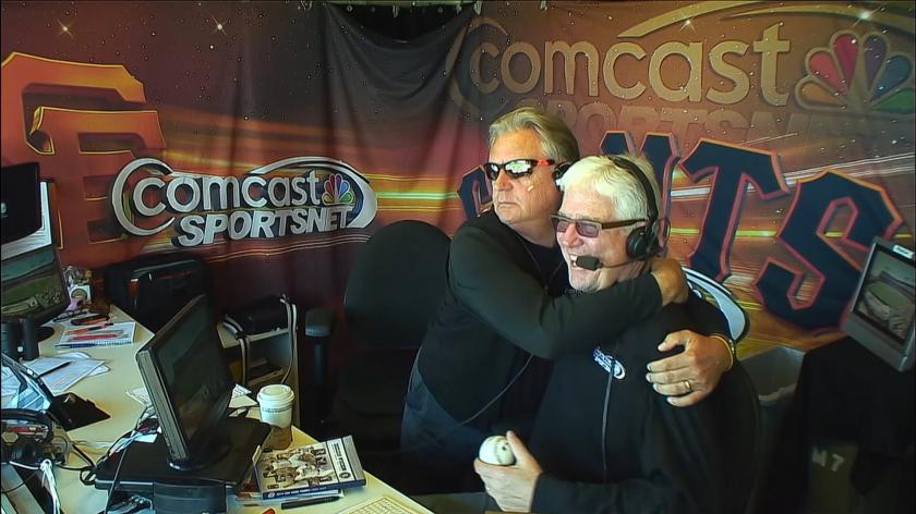 San Jose Giants Announcer Finds Silver Lining In Year With No Baseball Rsn