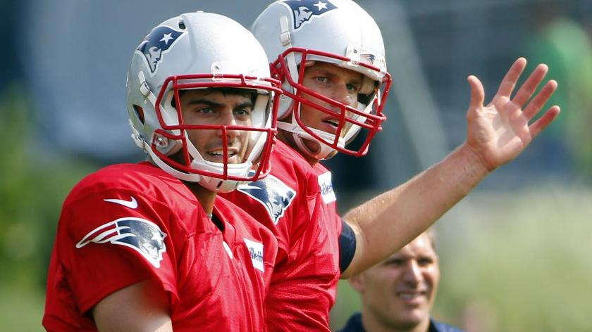 Borges: Bill Belichick played it right on Jimmy Garoppolo