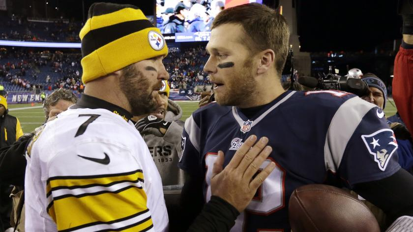 Ben Roethlisberger says Tom Brady is 'the greatest in the world'   RSN