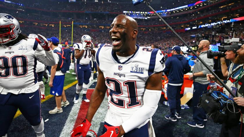 Duron Harmon gives 'Game of Thrones' warning to Patriots teammates ...