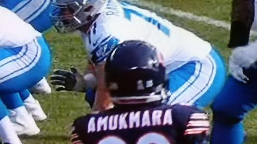 The Bears really spelled Prince Amukamara's name wrong on his ...