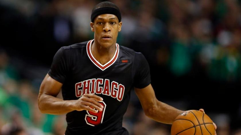 Rajon Rondo Opens Up On Bulls Tenure Getting Benched By Fred Hoiberg RSN