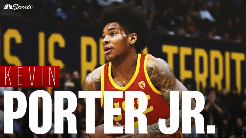 Usc S Kevin Porter Jr Could Wind Up Being The Steal Of The Draft Rsn