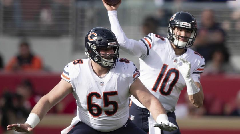 Bears to sign guard Cody Whitehair to a 5-year, $52.5 million ...