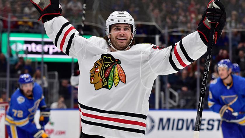 Brandon Saad playing 'some of the best hockey I've ever played ...