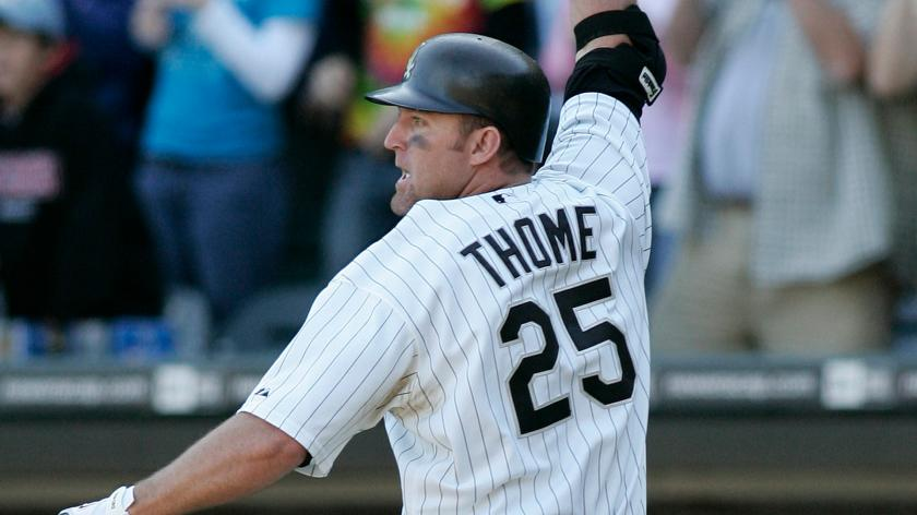 White Sox Podcast: Hall of Famer Jim Thome is expecting BIG things ...