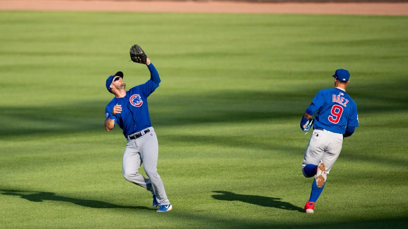 2021 MLB schedule: Cubs open at home against Pirates, play AL ...