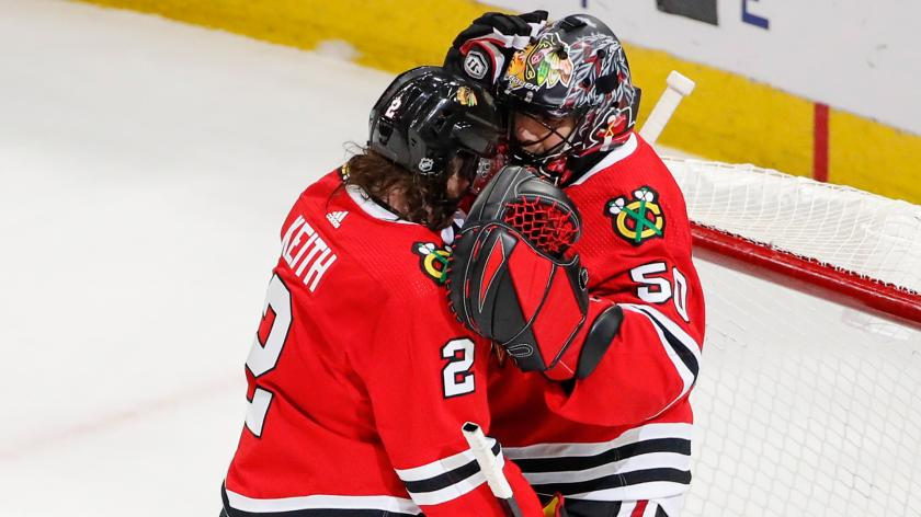 How To Watch Blackhawks Vs Oilers Stanley Cup Qualifying Round Games Time Tv Schedule And Streaming Info Rsn
