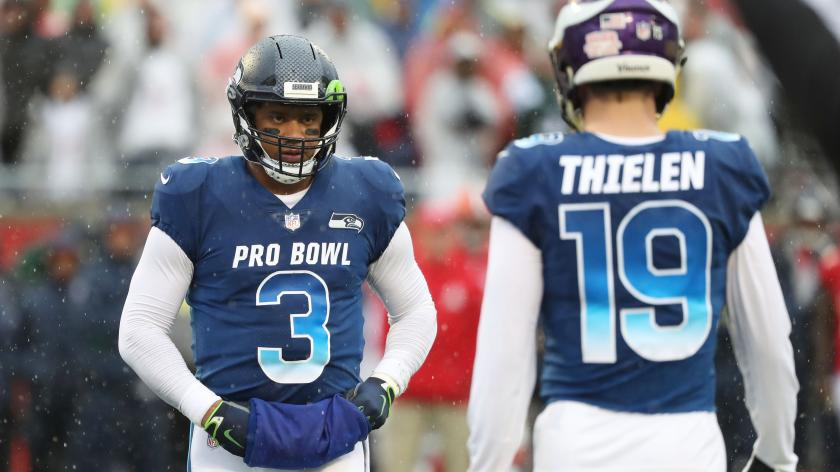 Pro Bowl: Perhaps Russell Wilson shouldn't have been just an ...