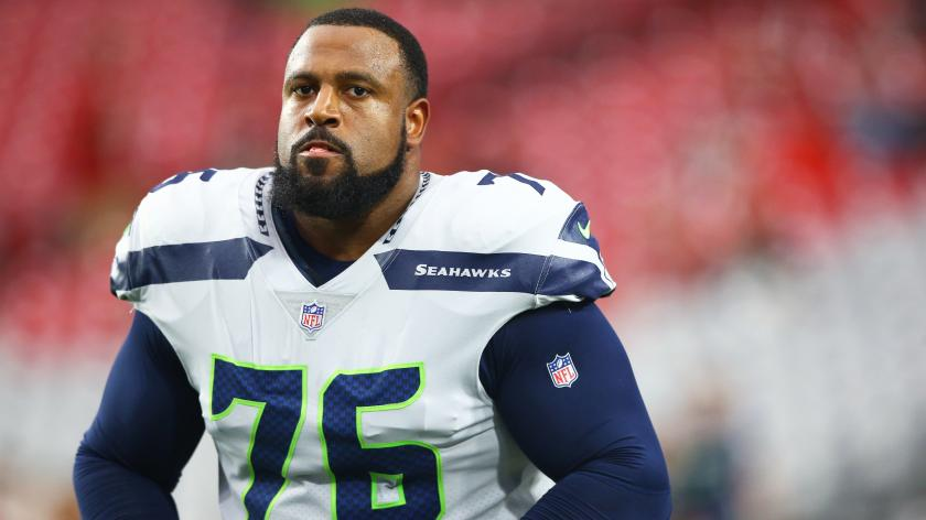 A healthy Duane Brown isn't concerned about how much longer he'll ...