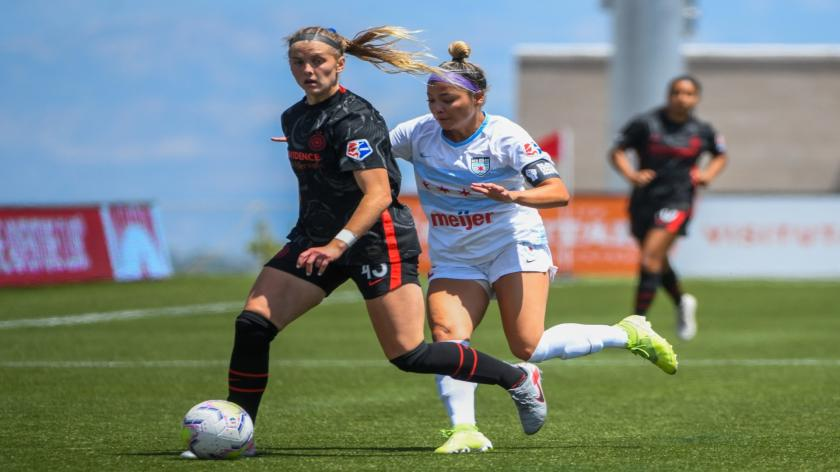 Thorns look for first NWSL Challenge win without Becky Sauerbrunn | RSN