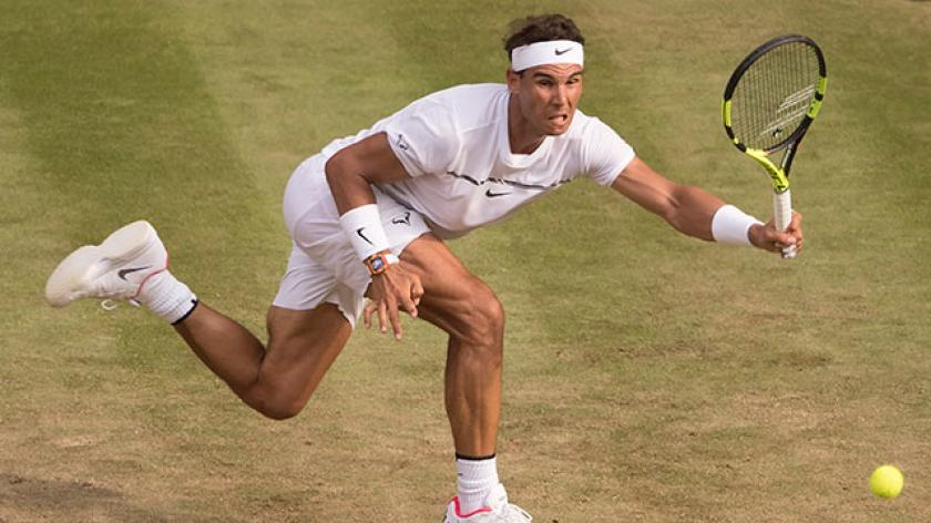 2 Time Champ Nadal Loses 15 13 In 5th Set Eliminated At Wimbledon Rsn
