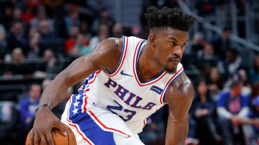 Jimmy Butler To See Specialist In L A For Injured Wrist Rsn