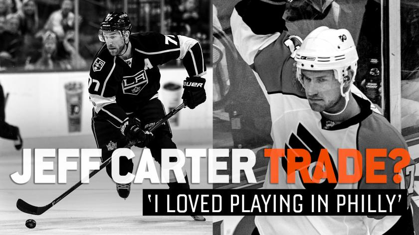 Nhl Trade Rumors Jeff Carter Flyers Buzz Is Picking Back Up Rsn