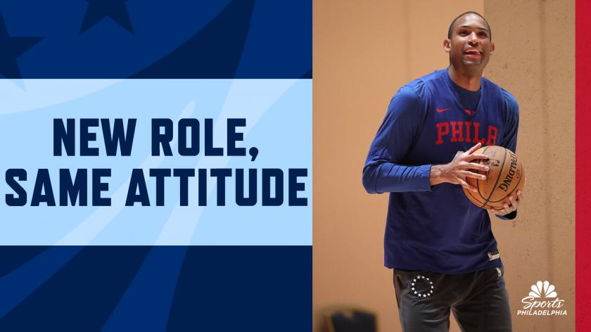 Even With New Starters Sixers Can T Avoid The Issue Of The Al Horford Joel Embiid Pairing Rsn
