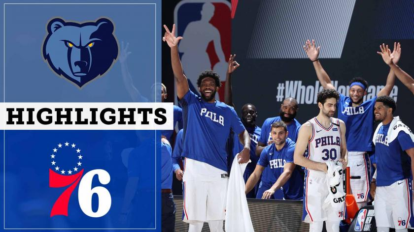 Ben Simmons Jumper New Starters And More From Sixers Scrimmage Win Over Grizzlies Rsn