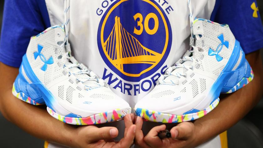 Nike lost Curry to Under Armour in