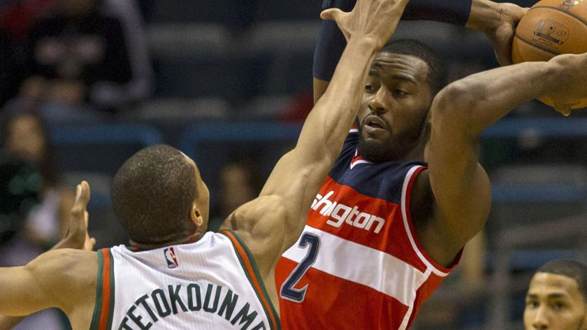dentista individuare mutuo  John Wall is happy for Giannis Antetokounmpo for getting shoe deal | RSN