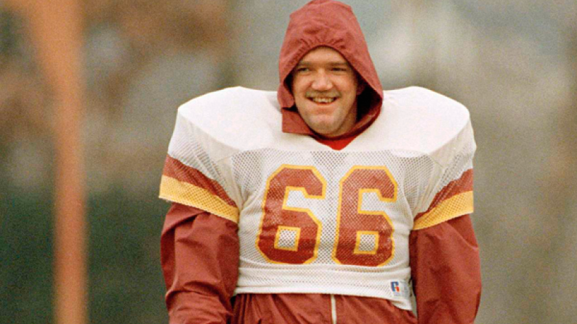 Redskins great Joe Jacoby misses out on Hall of Fame   RSN