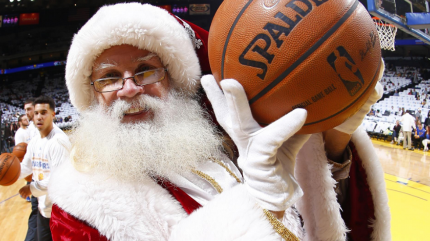 2020 Nba Christmas Day Slate 2018 NBA Christmas Day Schedule: LeBron's Lakers and Curry's