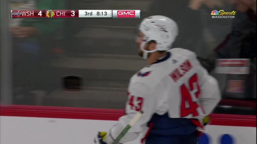 Braden Holtby Special Teams Deliver Caps A Win In Chicago Rsn