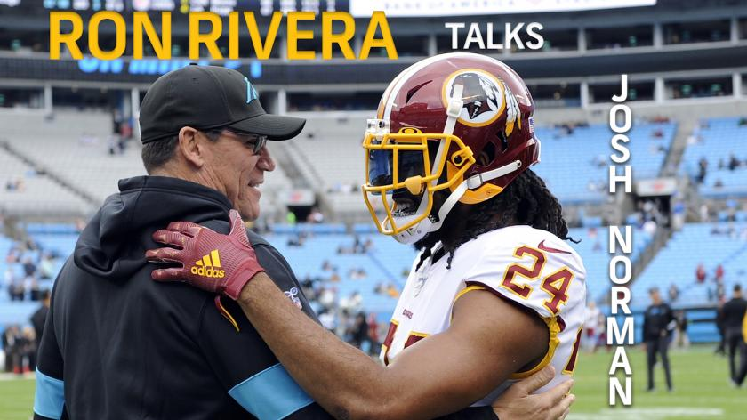 Josh Norman Reunites Carolina Connections By Signing With Bills Per Report Rsn