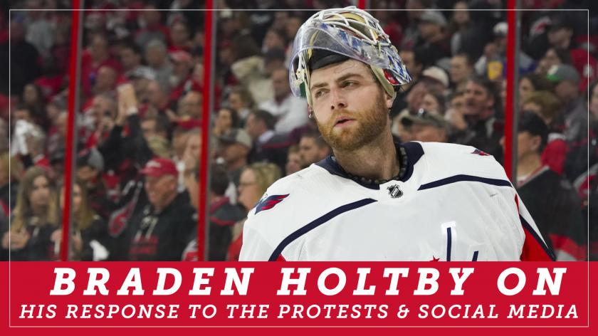 Should Caps Braden Holtby Other Soon To Be Free Agents Consider Skipping Nhl Restart Rsn