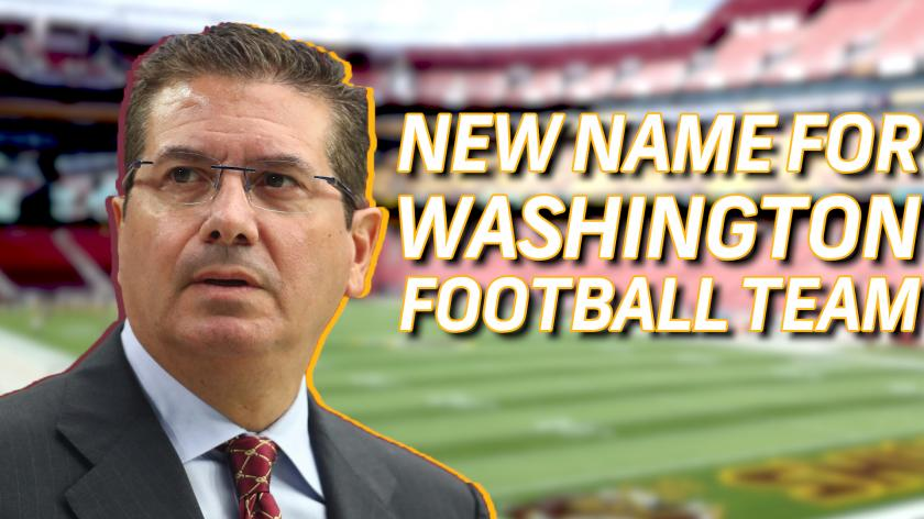 Change The Mascot Commends Decision By Washington To Change Team Name Rsn