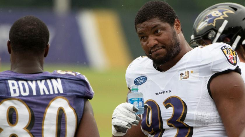 Calais Campbell Says Social Media Has Shifted Role Of Nfl Players Dramatically Rsn