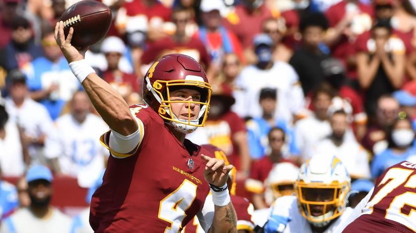 Stock Report: Buy all the Taylor Heinicke you can get | RSN