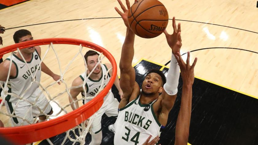 Bucks' NBA Finals Game 5 comeback nearly matched this ...