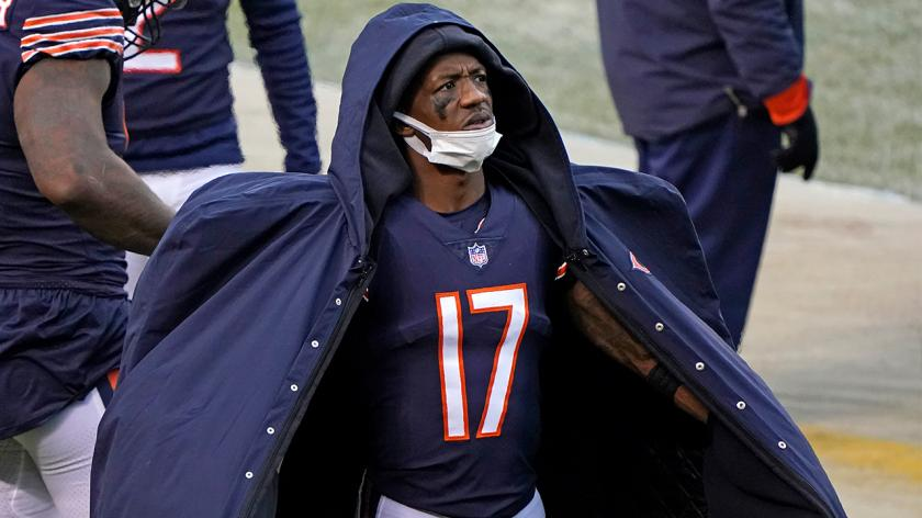 Bears trade Anthony Miller to Texans after rough 2020 season | RSN