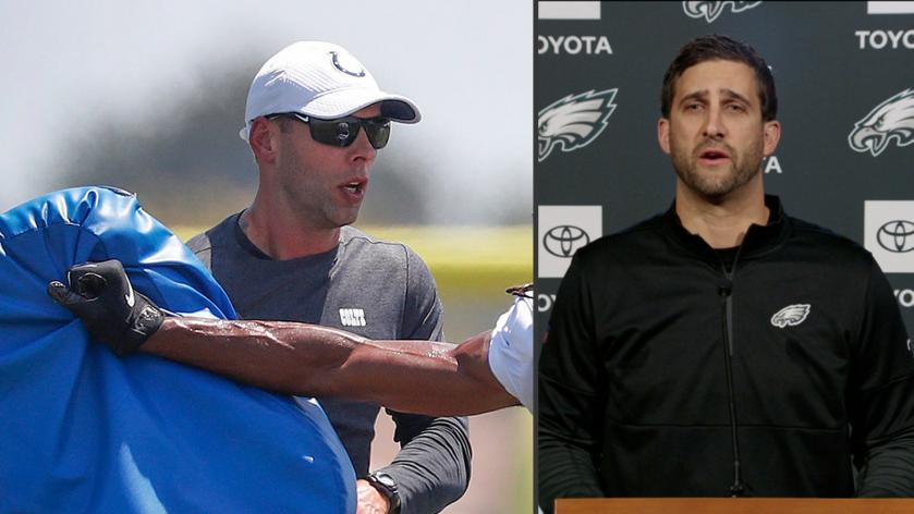 Eagles Coaching Staff Tracker Naming Assistants Under Nick Sirianni Rsn