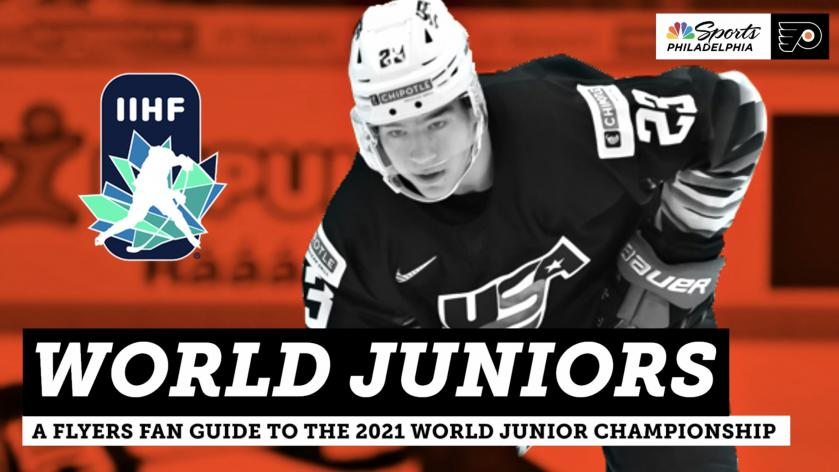 2021 Iihf World Junior Championship Schedule Analysis For Watching Flyers Prospects Cam York Bobby Brink Emil Andrae Rsn