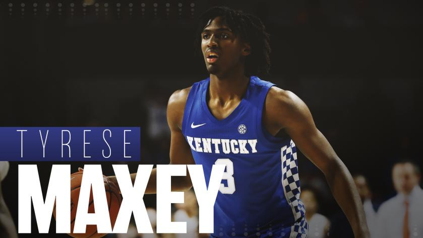2020 Nba Mock Draft Roundup 5 0 Could Tyrese Maxey Fall To Sixers Rsn