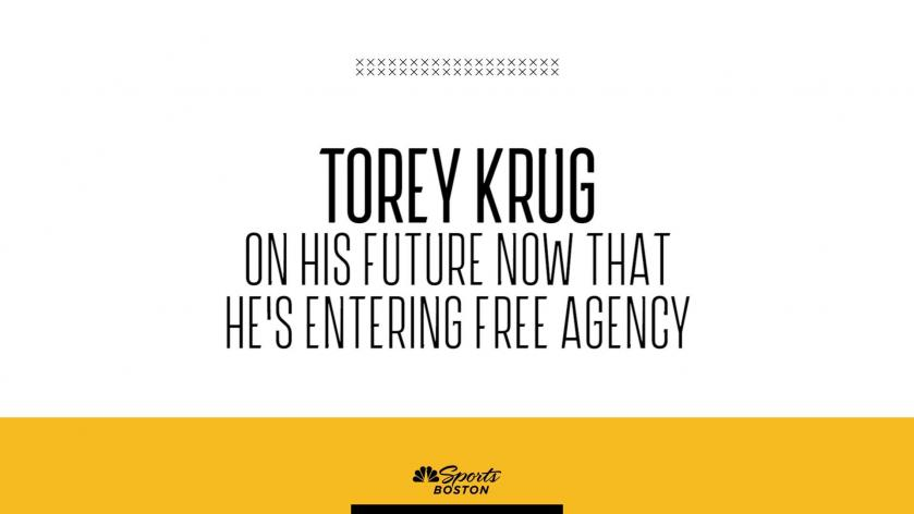 Here S How Bruins Could Address Blue Line If Torey Krug Leaves In Free Agency Rsn