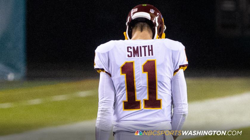 Alex Smith adds this jersey to his growing, awesome memorabilia ...