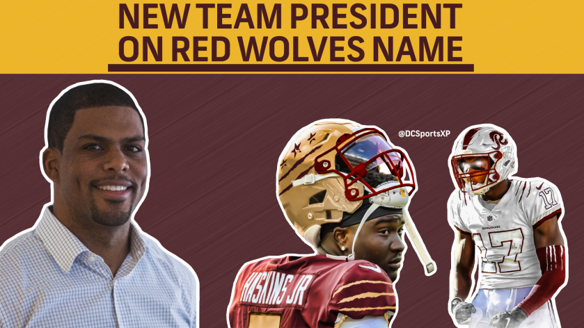 New Name No Name Might Be The New Name For Washington Football Rsn