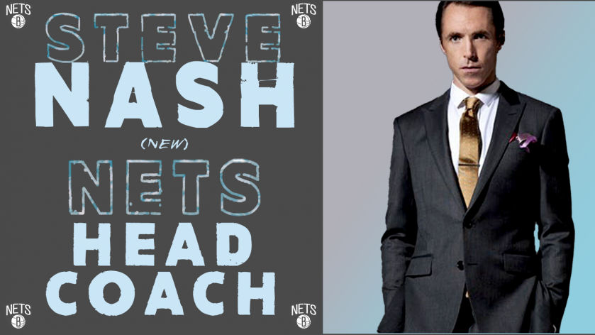Brooklyn Nets Hire Steve Nash As Head Coach In Surprising And Risky Move Rsn