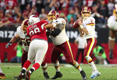 Redskins vs. Eagles: Date, time, TV channel, how to watch, online stream