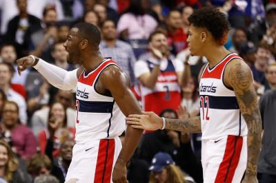Wizards starters have best net rating of any lineup in the NBA even before Markieff Morris returns